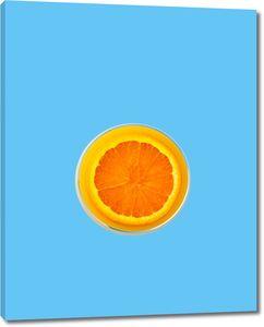 Срез апельсина