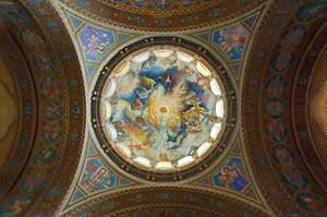 купол Вотивные Церкви