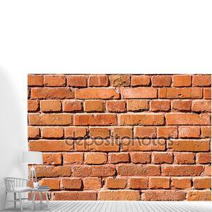 Бесшовные бесшовное кирпичной стены Текстура