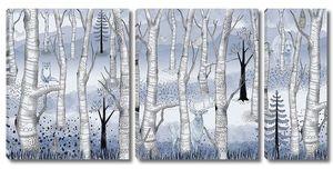 Sherwood-Дикие звери в лесу