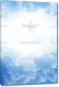 Христос в небо
