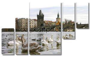 Карлов мост, Прага, Чешская Республика