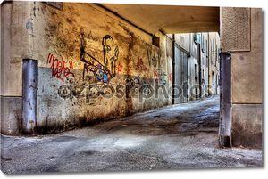 Грязные Лейн в Старом городе