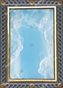 Небо в раме