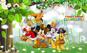 Семейство Микки Маус