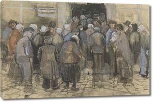 Ван Гог. Официальная лотерейная станция (Бедные и деньги)