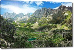 Amazing Albanian Alps