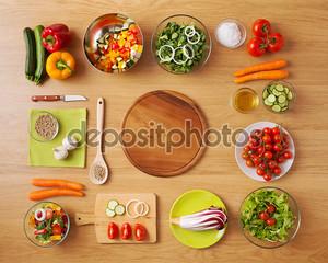 Домашние здоровое питание