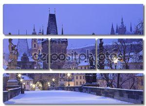 Чешская Республика, Праге, Карлов мост
