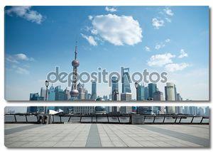 Дневные сцены Шанхая