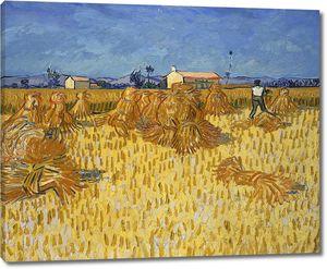 Ван Гог. Урожай в Провансе