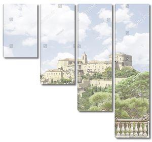 Итальянский замок