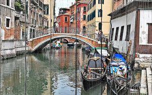 Прекрасные венецианские сюжеты