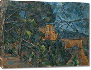 Поль Сезанн. Шато Нуар, 1900-04