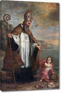 Крайер Каспар. Святой Августин