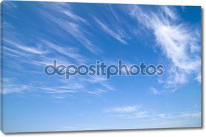 Облака тающие