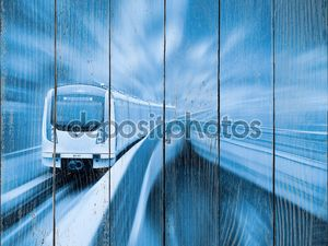 Город метро