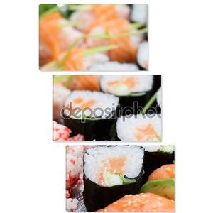 Фон суши