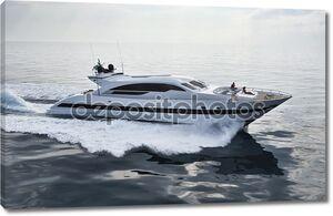 Италия, Тоскана, Текномар бархат 100 роскошных яхт