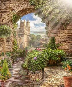 Путь к замку