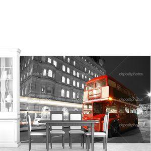 Автобусный маршрут Лондон мастер