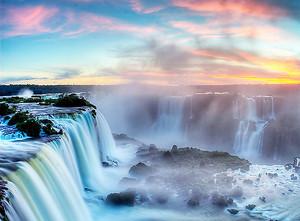 Сила водопадов