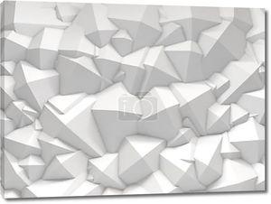 Аннотация пирамидальной формы. 3D-рендеринг