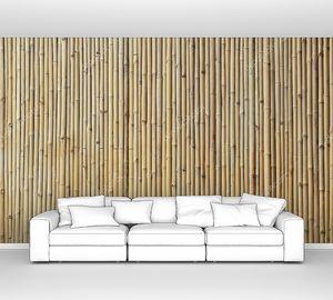 Бамбуковый текстурный фон