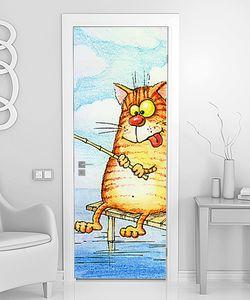Кот-рыбак