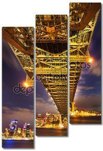 сиднейский мост гавани