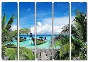 Тропическое море