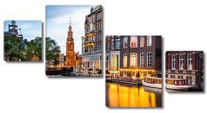 Типичные голландские дома