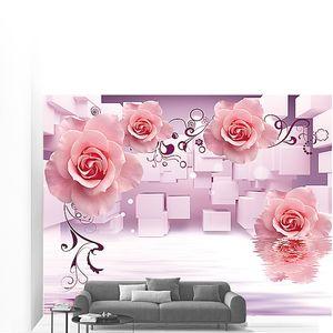 Кубы и розы