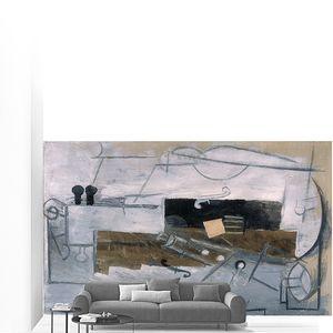 Пабло Пикассо. Кларнет и виолончель