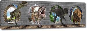 Животные Юрского периода