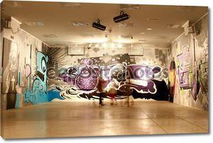 Граффити Выставка в Риге