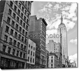Здания города Нью-Йорка