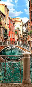 Венецианские мостики