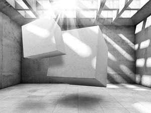 Два 3D куба