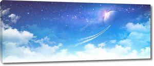 Полет к звездам