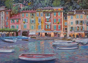 картины итальянских пейзажей