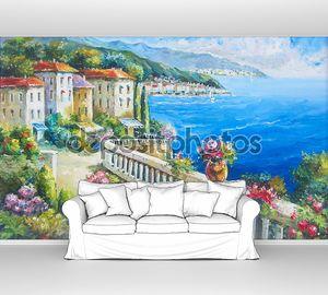 пляж Греции