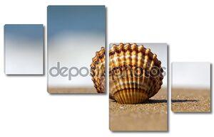 Оболочка в песке