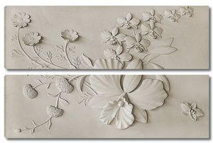 Алебастровые цветы