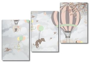 Воздушные шары и воздушные шарики