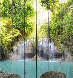 Невероятный водопад