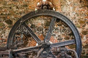 сахарное колесо двигателя завода