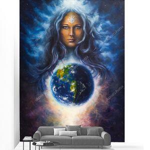 Богиня защищающая Землю
