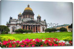 Сэйнт Исаакиевский собор (собор isaakievskiy) в Санкт-Петербурге