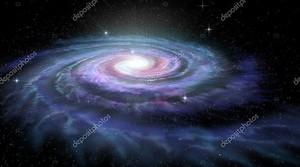 Млечный путь в космосе
